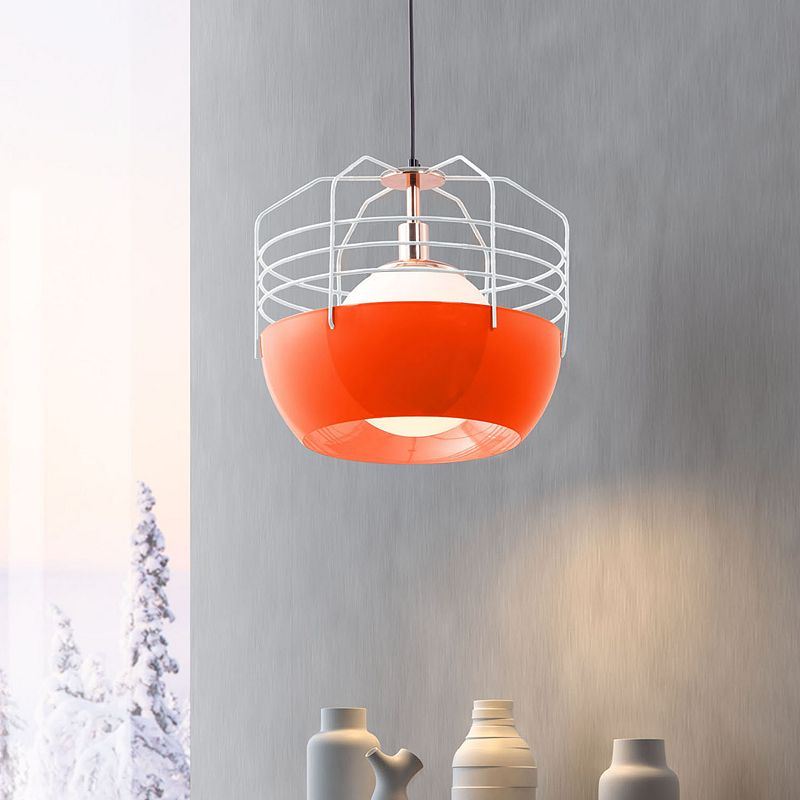 Zuo Pure Frost Pendant Lamp