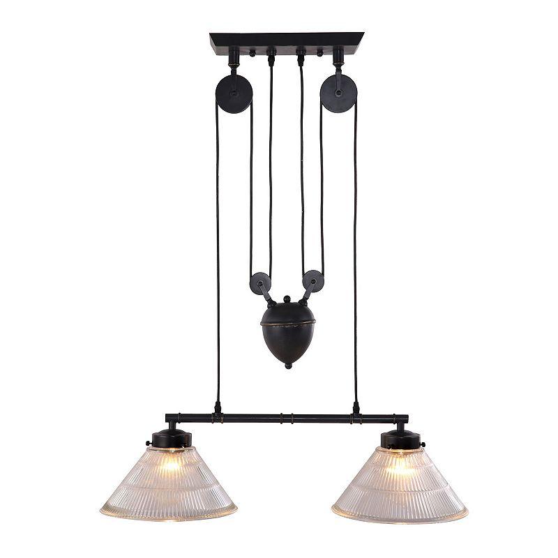 Zuo Pure Garnet Ceiling Lamp