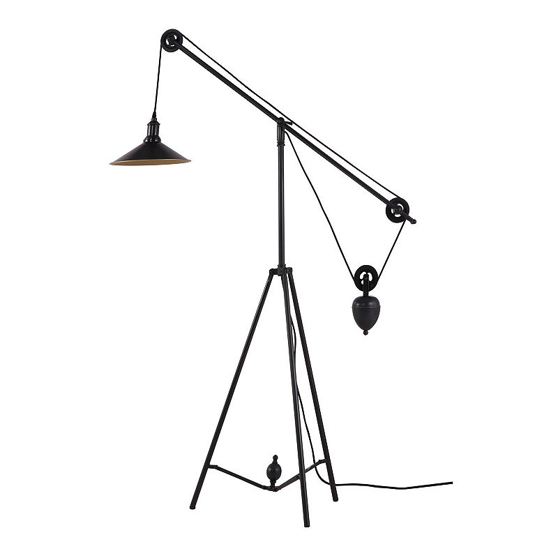 Zuo Pure Jasper Floor Lamp