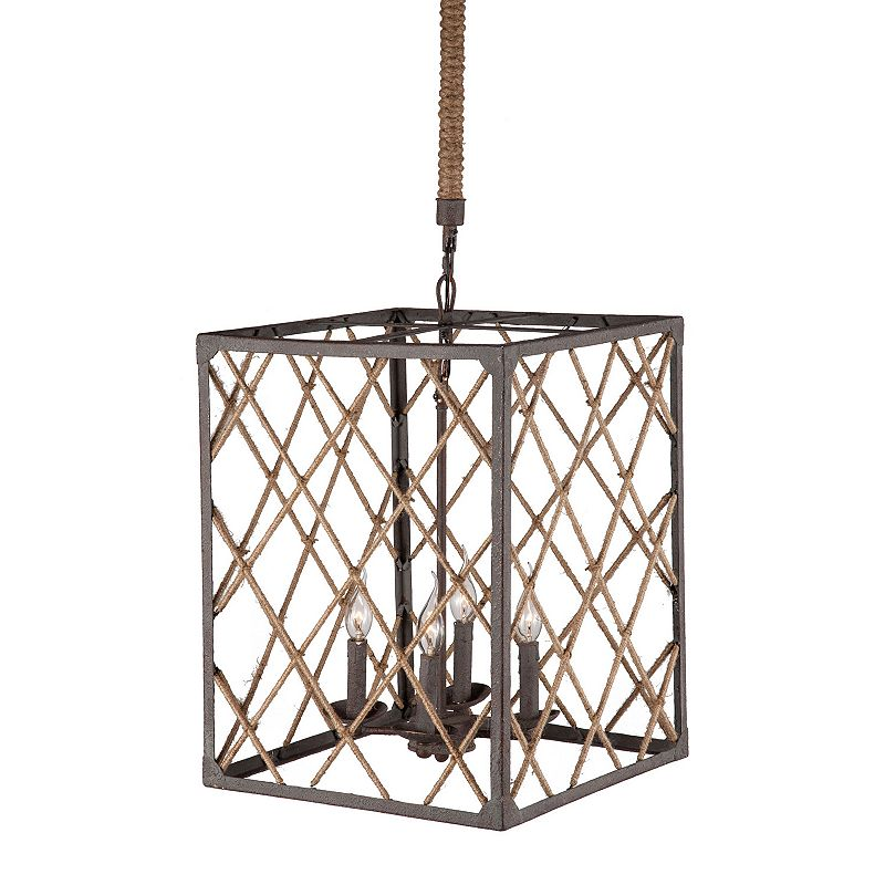Zuo Pure Shale Chandelier