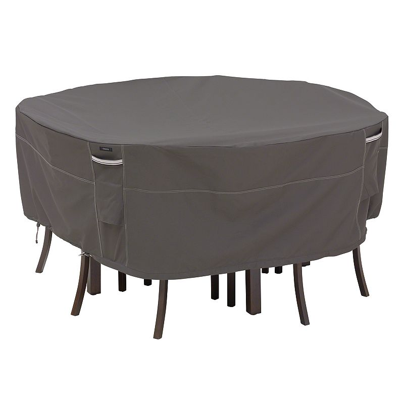 Classic Accessories Ravenna 72-in. Patio Table and Chair Set Cover - Outdoor