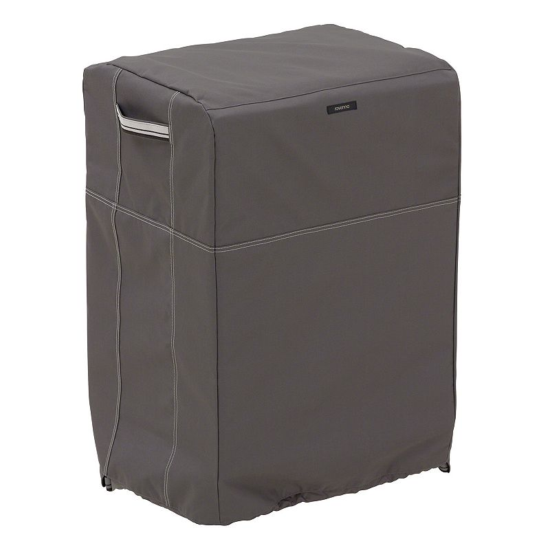 Classic Accessories Round Ravenna Smoker Cover - Outdoor