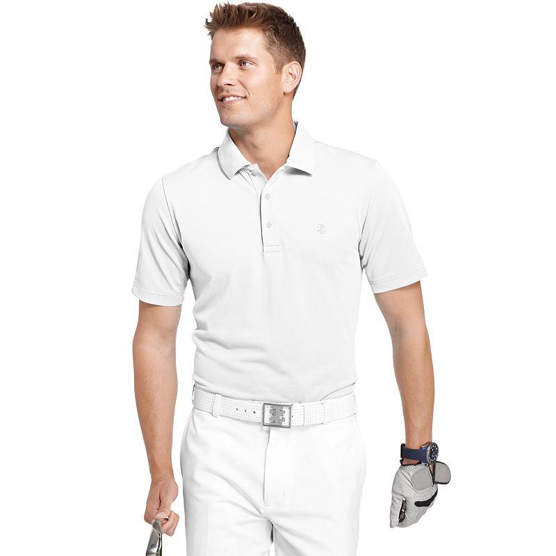 Big & Tall IZOD Solid Pique Golf Polo