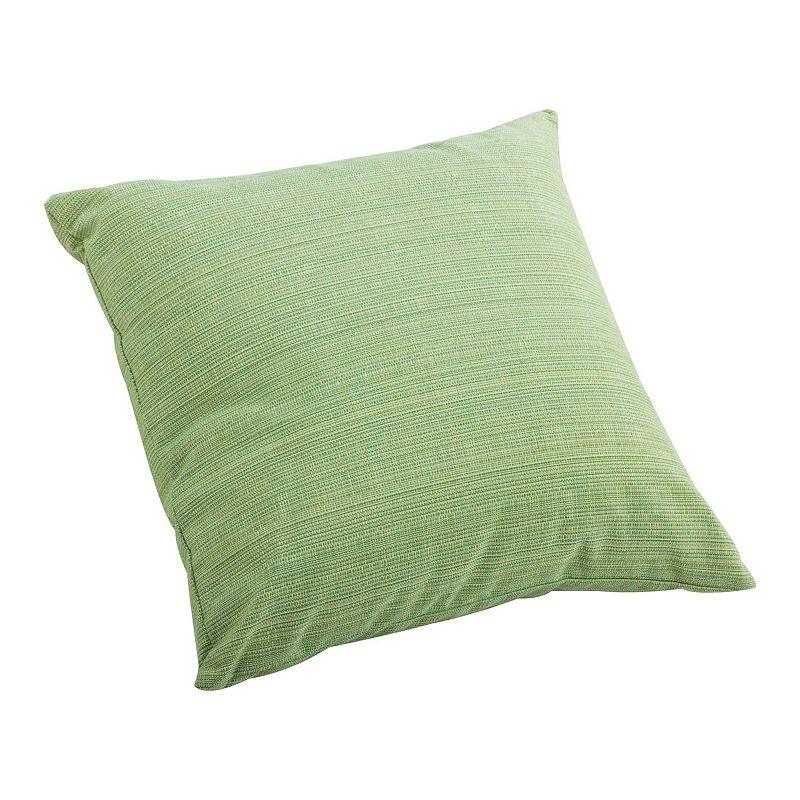 Green Outdoor Throw Pillow Kohl s