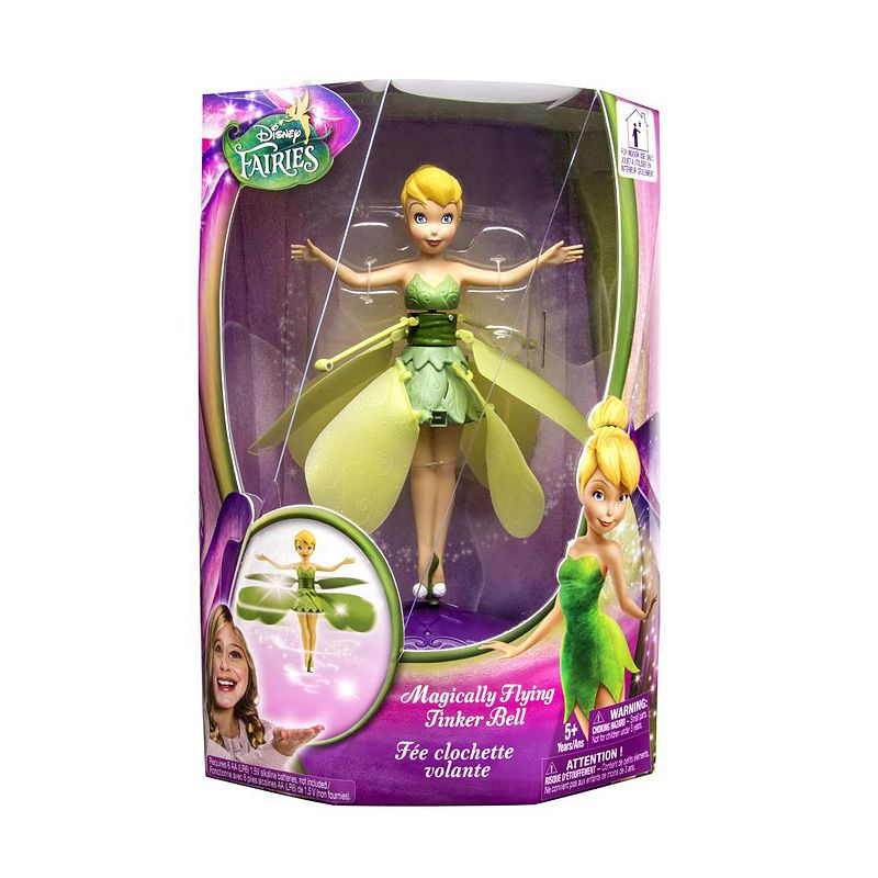 Disney Fairies Tinker Bell Magically Flying Flutterbye Fairy