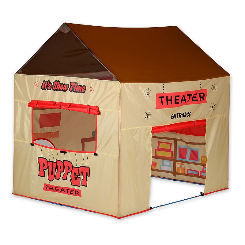 Pacific Play Tents Grocery Store and Puppet Theatre Play Tent