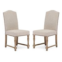 Zuo Era 2-piece Richmond Dining Chair Set