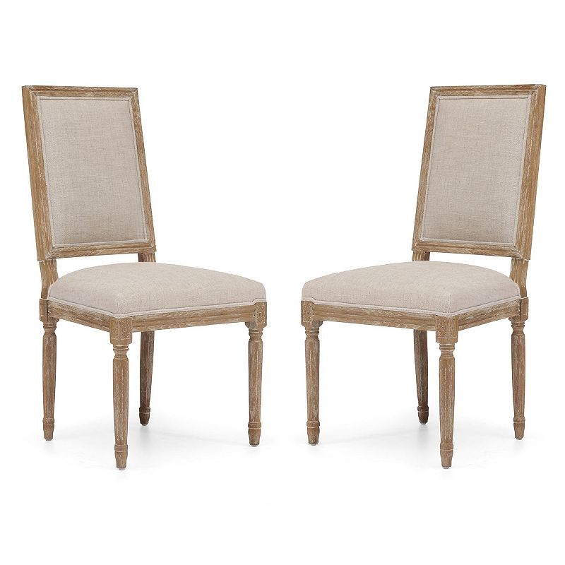 Zuo Era 2-piece Cole Valley Dining Chair Set