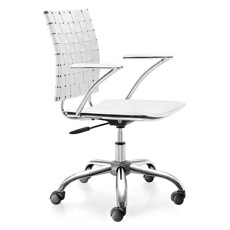 Zuo Modern Crisscross Desk Chair