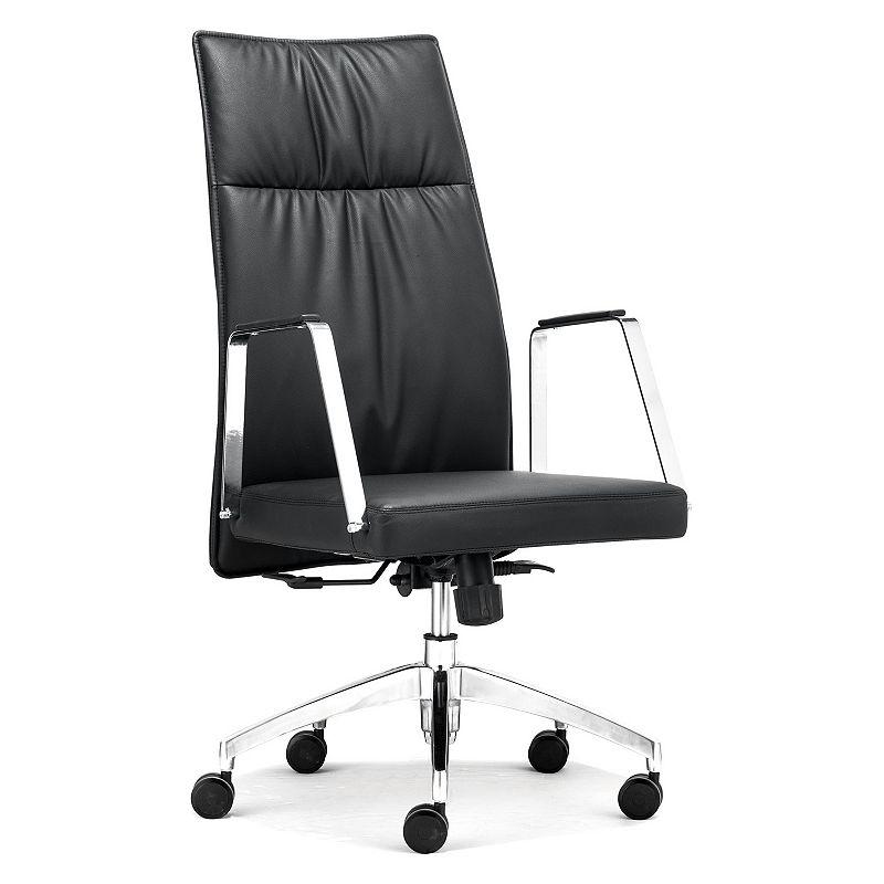 Zuo Modern Dean High-Back Desk Chair