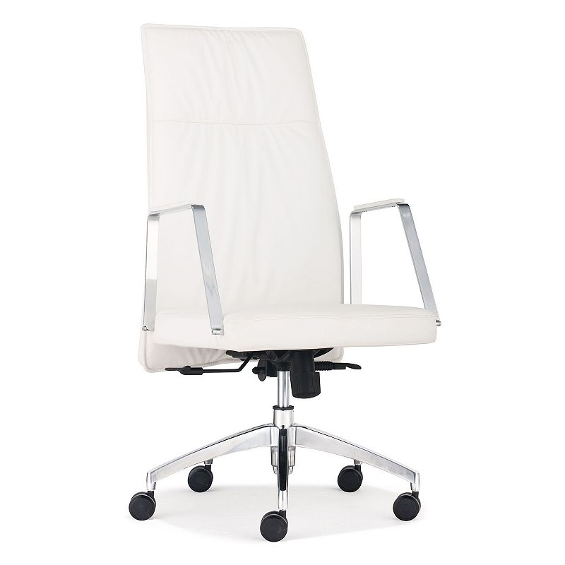 Zuo Modern Dean High-Back Desk Chair
