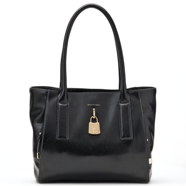 Dana Buchman Mini Paramount Leather Tote