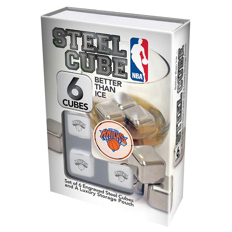 New York Knicks 6-Piece Steel Cubes