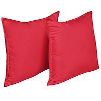 Stayclean 2-pk. Solid Throw Pillows