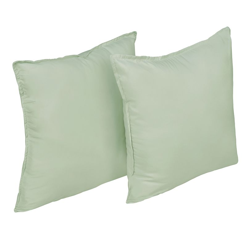 Stayclean 2-pk. Solid Throw Pillows DealTrend
