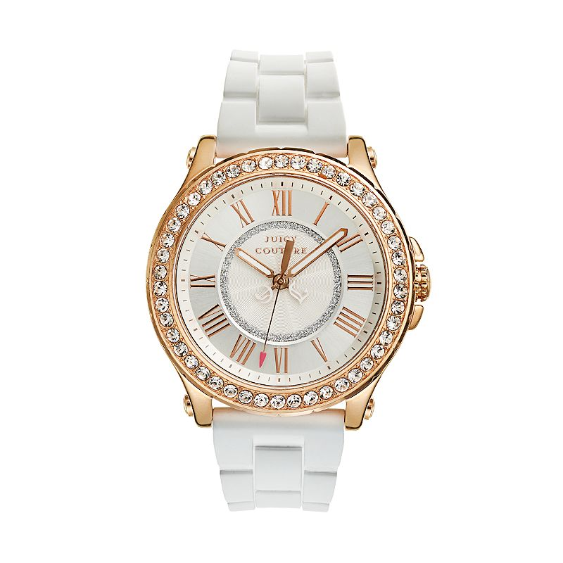 Juicy Couture Pedigree Women's Crystal Watch - 1901052