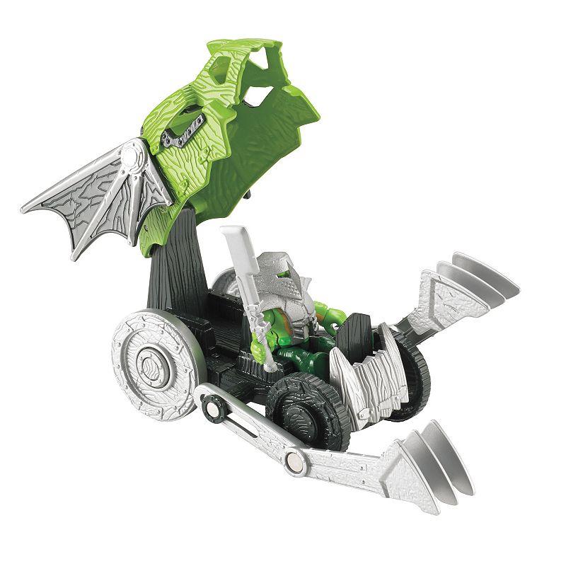 Fisher-Price Imaginext Dragonwagon Play Set