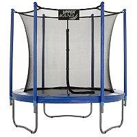 Upper Bounce 7.5-ft. Trampoline & Enclosure Set