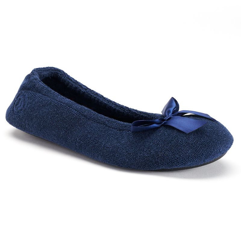 Isotoner Women's Ballet Slippers