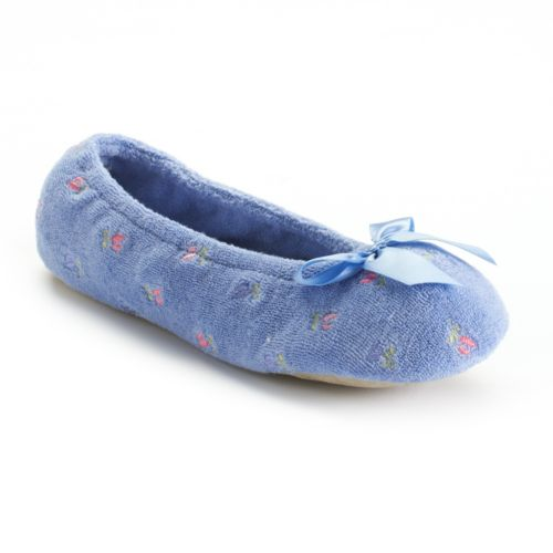 Isotoner Ballet Slippers - Women
