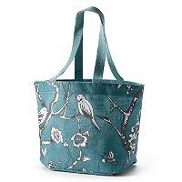Jute Bags Davion Birds Jute Shopper