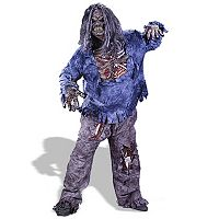 Zombie 3D Costume - Adult