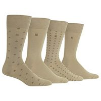 Men's Chaps 4-pk. Dress Socks