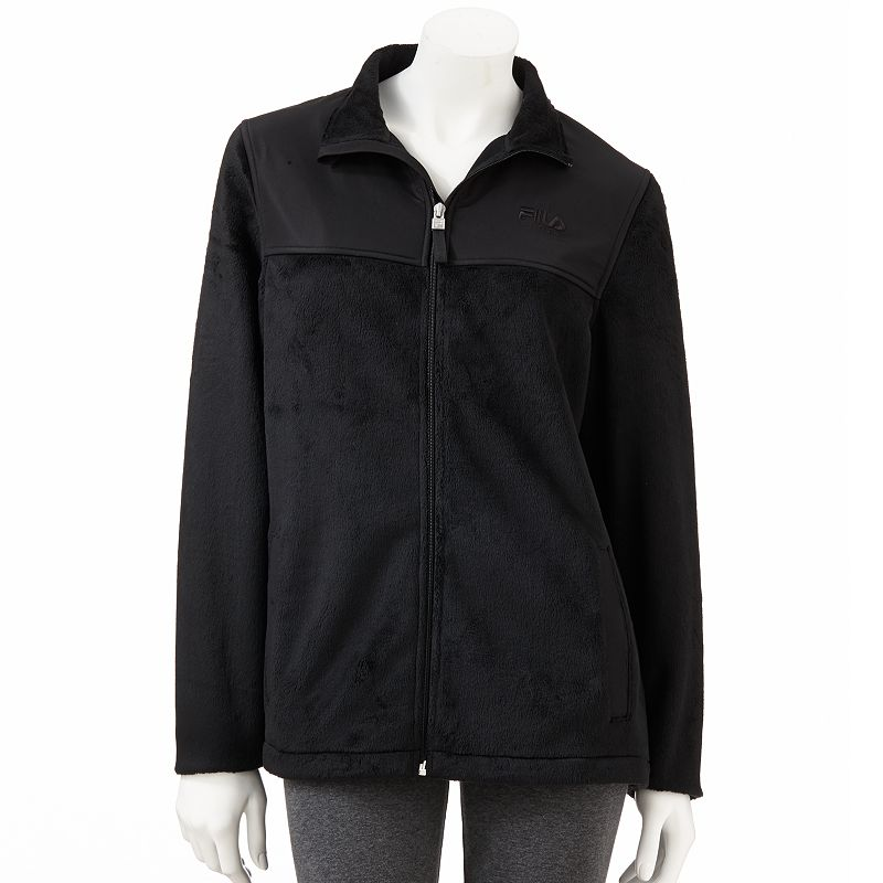 Women's FILA SPORT® Core Essentials Performance Fleece Jacket