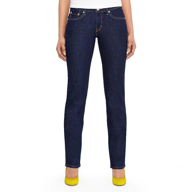 Juniors' Levi's 518 Straight Jeans