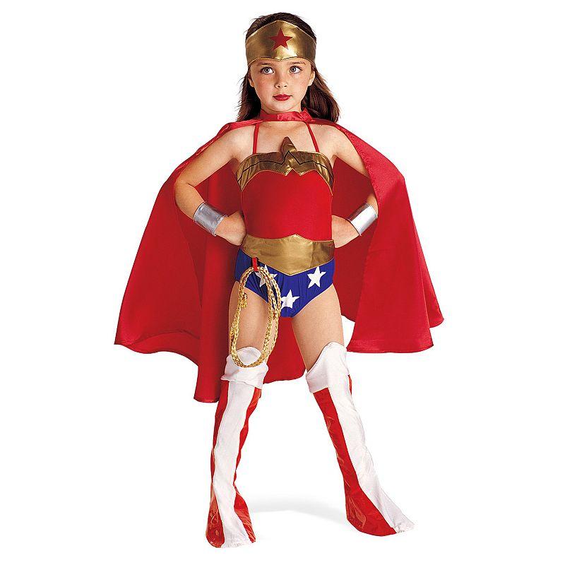 DC Comics Justice League Wonder Woman Costume - Kids