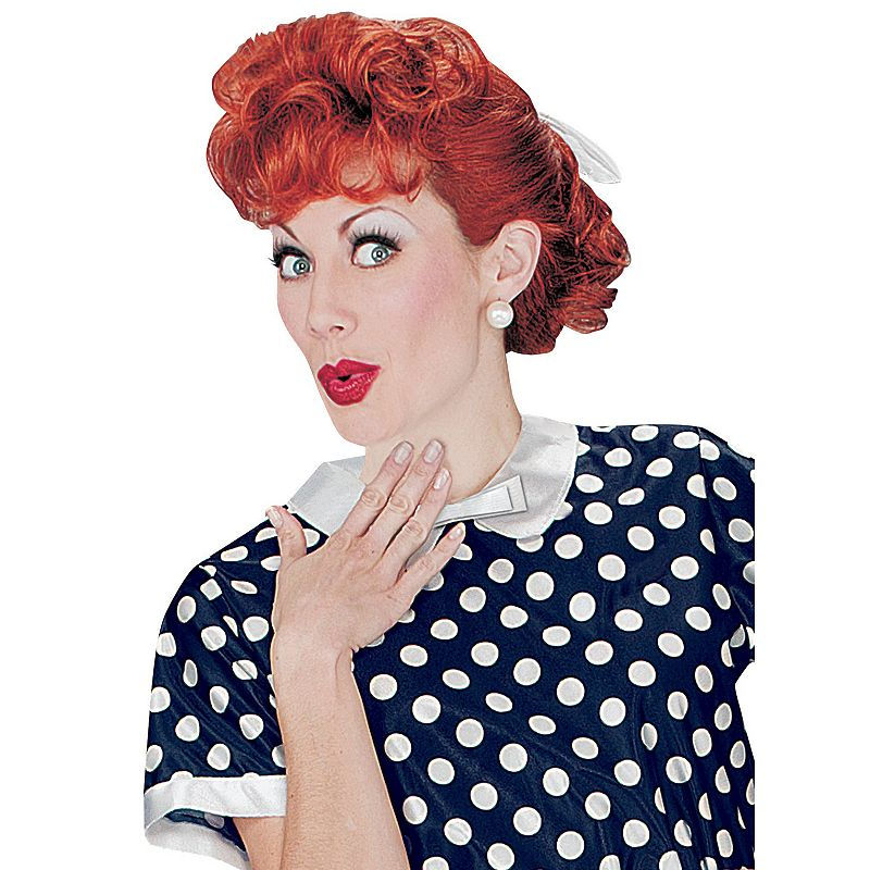 I Love Lucy Wig - Adult