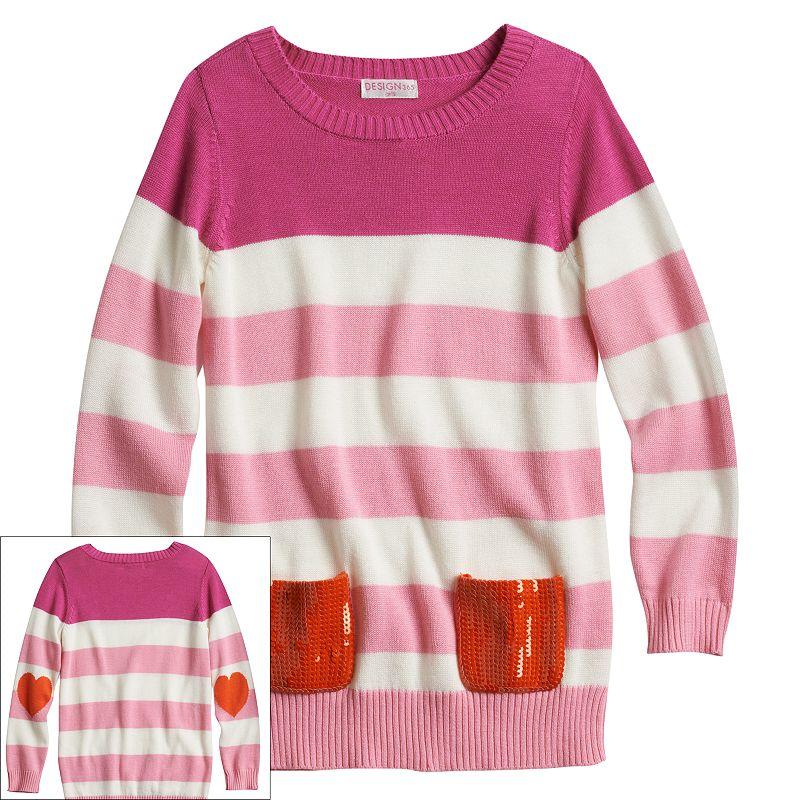 Design 365 Striped Tunic - Toddler