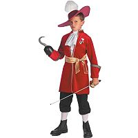 Disney Peter Pan Captain Hook Costume - Toddler