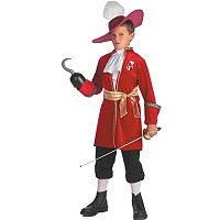 Disney Peter Pan Captain Hook Costume - Kids