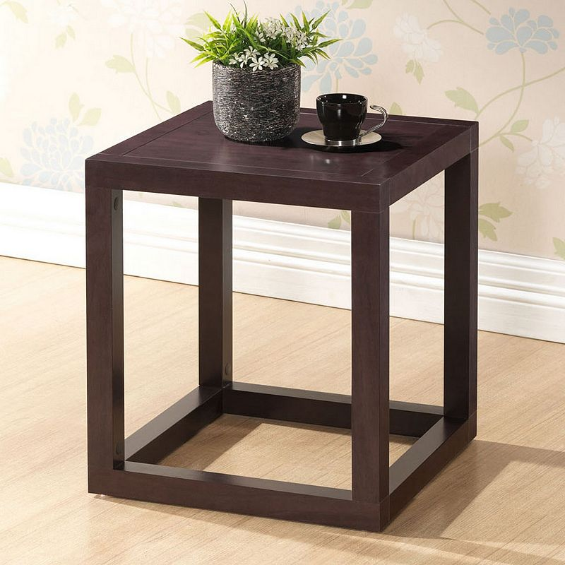 Baxton Studio Hallis Accent Table