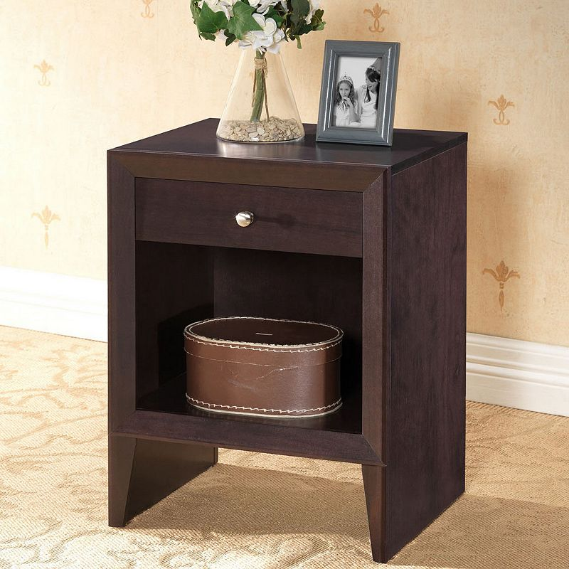 Baxton Studio Leelanau Modern Accent Table