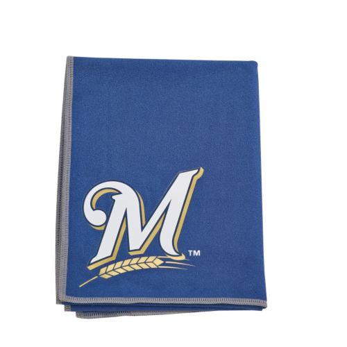 Mission Milwaukee Brewers EnduraCool Towel