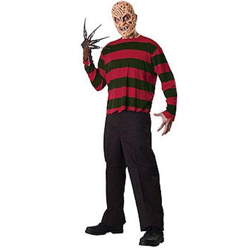 A Nightmare on Elm Street Freddy Krueger Costume Kit - Adult