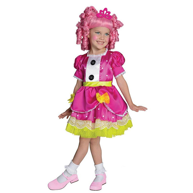 Lalaloopsy Deluxe Jewel Sparkles Costume - Toddler