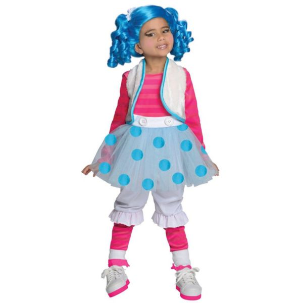 Lalaloopsy Deluxe Mittens Fluff N Stuff Costume - Kids
