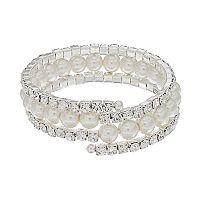 Franco Gia Coil Bracelet