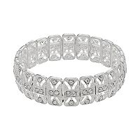 Franco Gia Stretch Bracelet