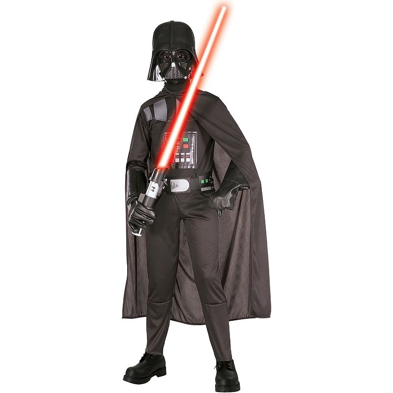 Star Wars Darth Vader Jumpsuit Costume - Kids