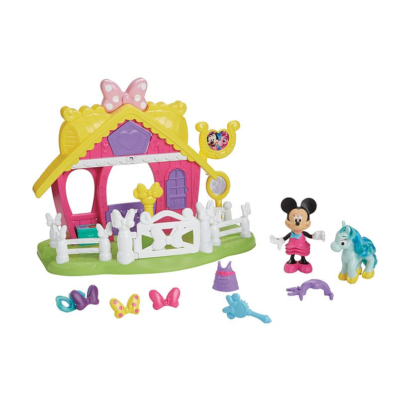 Disney Minnie Mouse Pony Stable by Fisher-Price