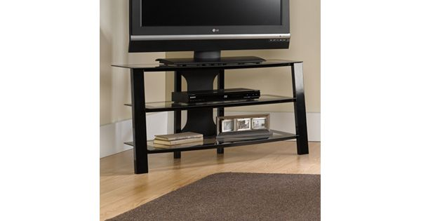 Jsp Furniture: Sauder Mirage Collection TV Stand