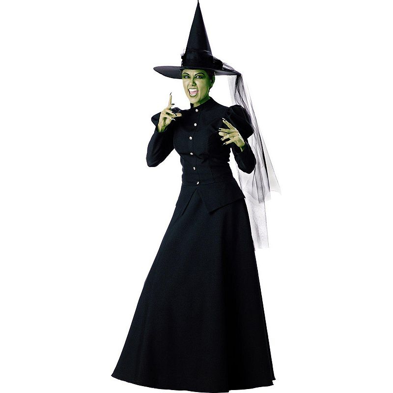 Witch Elite Collection Costume - Adult