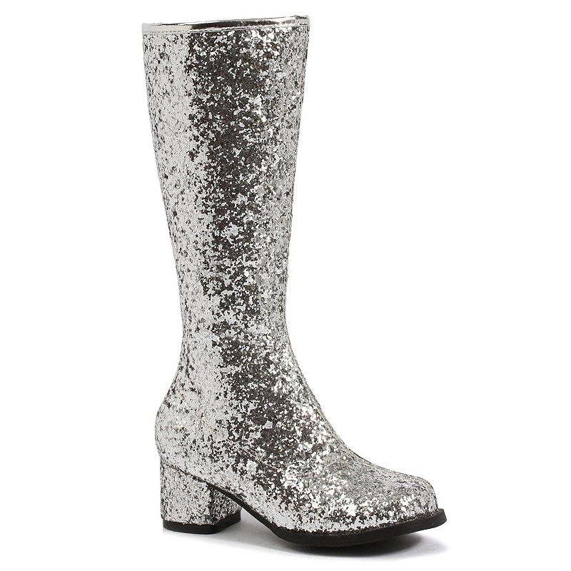 Glitter Costume Boots - Kids
