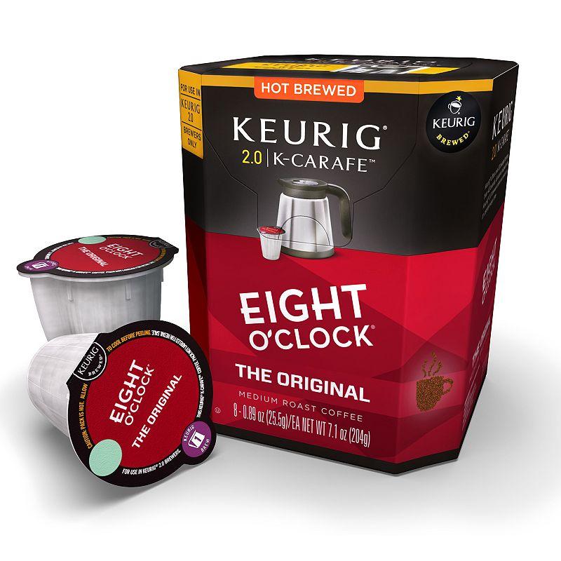 Mr Coffee Single Serve Coffee Maker Kohl S : Kohls.com Keurig Keurig K-Carafe Pod Eight O Clock Coffee Medium Roast Coffee - 8-pk ...