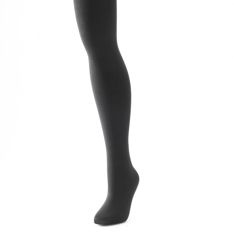 Plus Size Apt. 9® Blackout Control-Top Tights