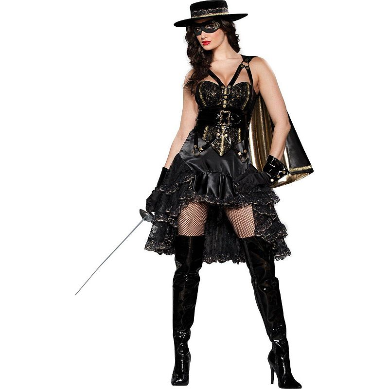 Beautiful Bandida Costume - Adult
